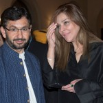 sana bucha and saleem safi