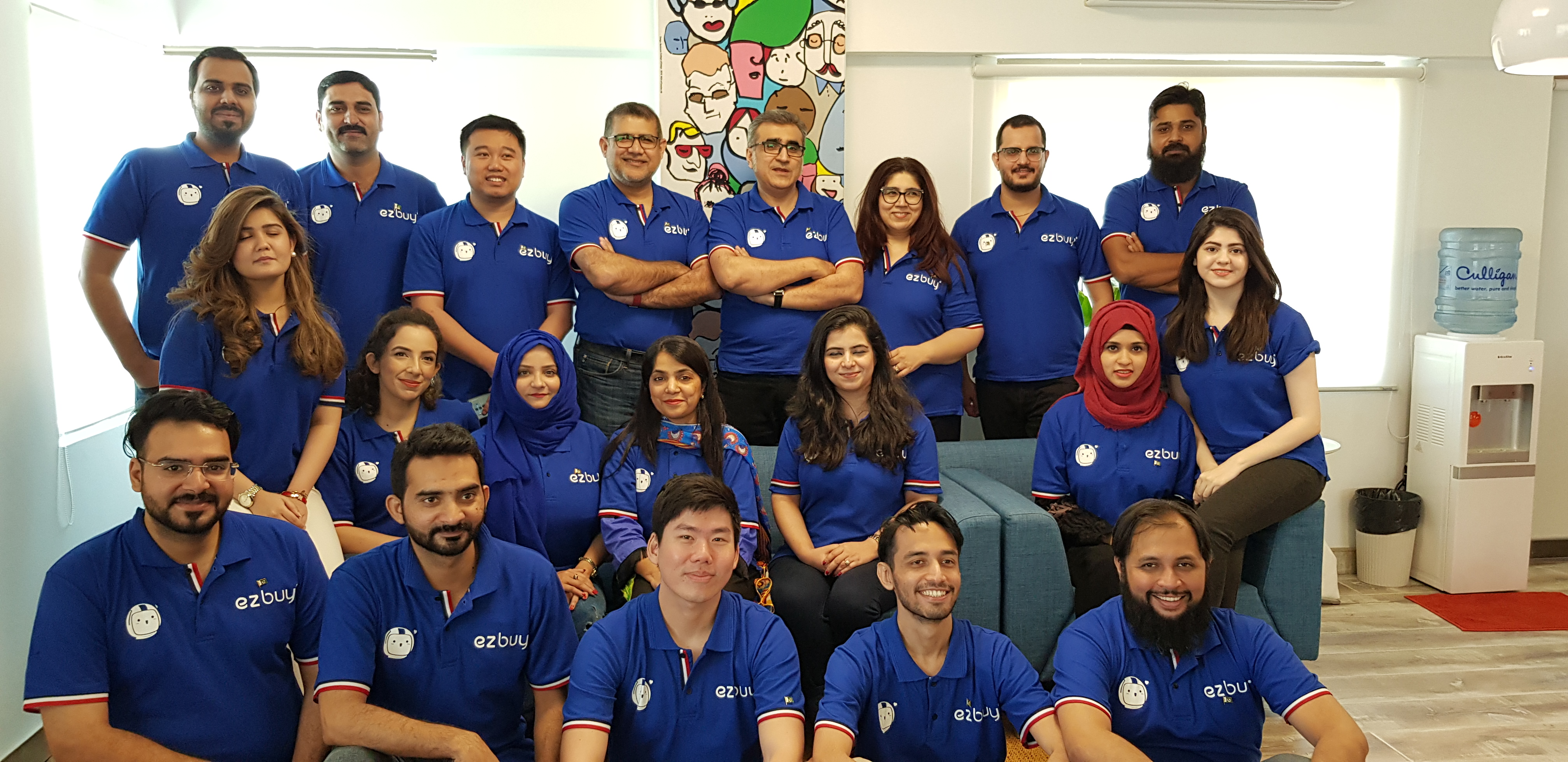 Pakistan China E-Commerce Venture, ezbuy Launches in Pakistan
