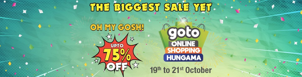 OH MY GOSH! The Biggest Sale Yet is Going Live