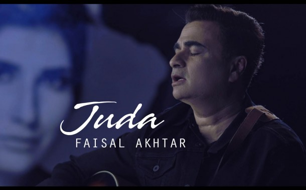 TEASER OF FAISAL AKHTAR'S NEW SONG GIVES GREAT VIBES