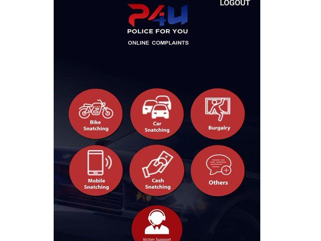 """""""Police For You"""", an App Launched By Sindh Police to Report Complaints"""